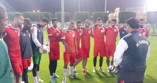 اليوم .. في ملحق دوري أبطال آسيا .. النهضة يبدأ رحلته بمواجهة صعبة أمام فريق الجيش القطري