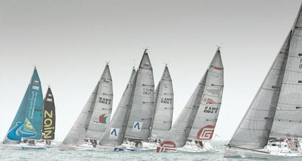 اليوم انطلاق المرحلة الأخيرة للطواف العربي للإبحار ( الدوحة – المنامة ) الهاشمية: الطواف العربي للإبحار إرث حضاري عربي واكتشاف مواهب