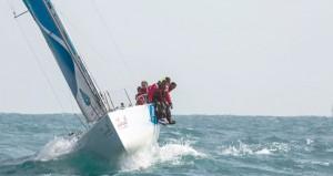 بفوزه بالمرحلة الخامسة من أبوظبي إلى الدوحة .. فريق إي.أف.جي يحكم سيطرته على سباقات الطواف العربي للإبحار الشراعي