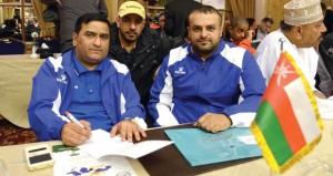 صحم والسيب يبدآن مشوارهما في البطولة العربية للكرة الطائرة
