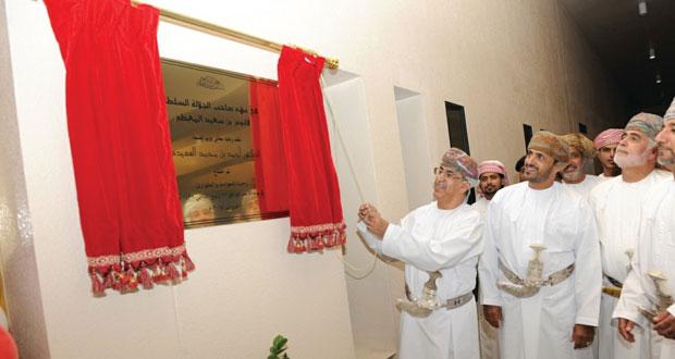 وزارة الصحة تحتفل بافتتاح مشروع مبنى الحوادث والطوارئ بمستشفى خولة