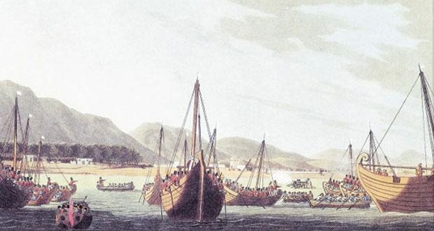 تاريخيات .. مسقط بين تطلعات الفرس، وجحيم الأوروبيين