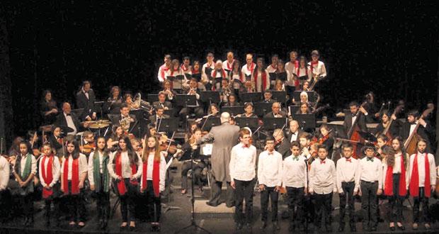 حفلة للأوركسترا الأردنية تستعيد قمم الموسيقى العالمية