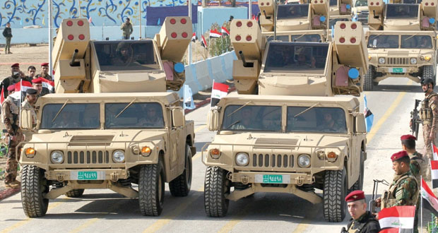 العراق: الأمم المتحدة ترصد مقتل 1375 جراء أعمال العنف في يناير