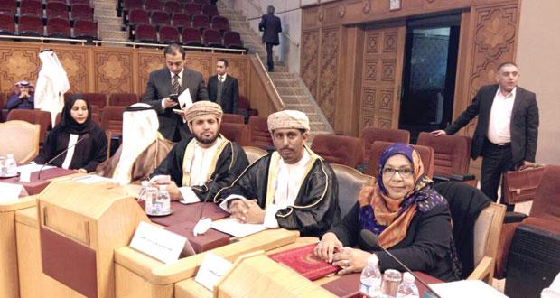 """""""الشورى"""" يشارك في اجتماعات اللجان الدائمة للبرلمان العربي بالقاهرة"""
