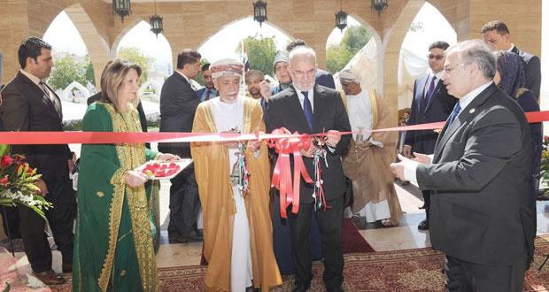 افتتاح السفارة العراقية بمسقط