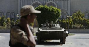 اليمن: مسلحو الحوثي يسيطرون على معسكر للقوات الخاصة بالعاصمة