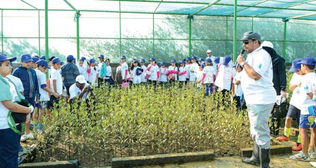 السلطنة تحتفل باليوم العالمي للأراضي الرطبة