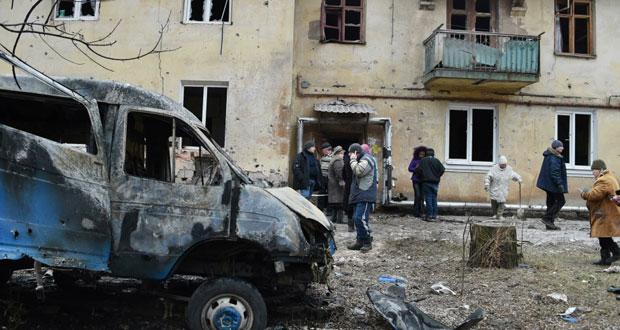 أوكرانيا: اجتماع رباعي في مينسك لبحث حل سلمي لـ (الأزمة).. الأربعاء