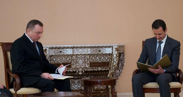 سوريا تشدد على الجهد الدولي لمكافحة الإرهاب وتؤكد رفضها أي تدخل بري