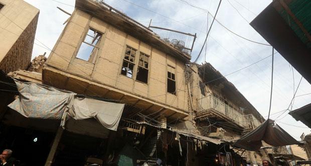 العراق: وزير الدفاع يبحث مع رئيس الأركان الفرنسي الحرب على داعش