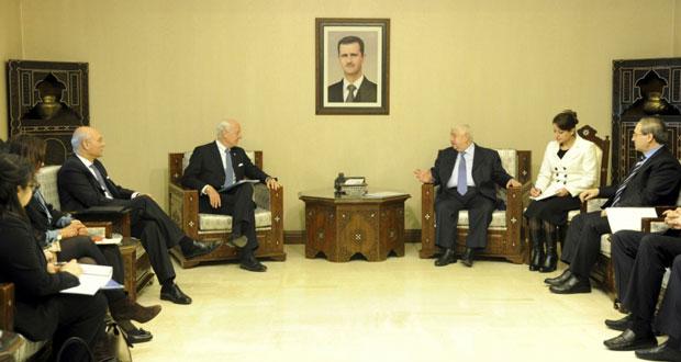 سوريا: الجيش يسترد (الدناجي) والأسد يؤكد معرفته من أطراف ثالثة بضربات الائتلاف