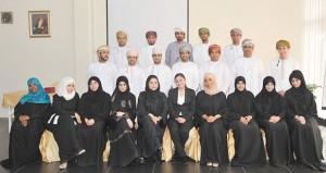 وزارة الإعلام تختتم دورة تدريبية حول إعداد وإخراج وتقديم البرامج