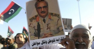 ليبيا: الثني يتهم واشنطن ولندن بضم متطرفين إلى حكومة الوفاق