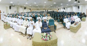 جامعة نزوى تقيم الأمسية الشعرية العمانية الخليجية الأولى
