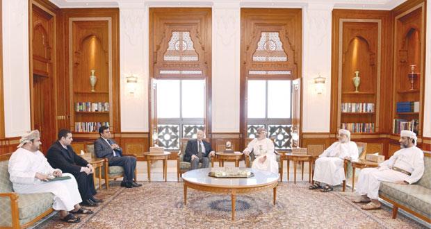 بحث التعاون بين السلطنة ومصر في مجال حقوق الإنسان