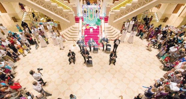 """دار الأوبرا السلطانية مسقط تنظم فعالية """"البيت المفتوح الثانية"""" لموسمها الحالي .. السبت القادم"""