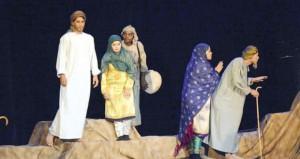 فرقة مسرح الدن تختتم مشاركتها في مهرجان فجر الدولي المسرحي بالجمهورية الإيرانية