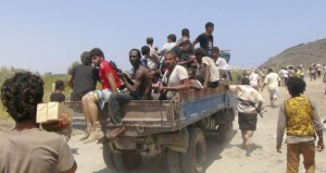 """اليمن: تجدد غارات """"عاصفة الحزم"""" على معسكرات للحوثيين"""