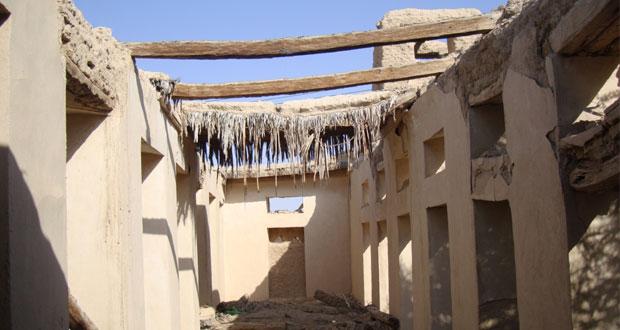 """""""حارات البريمي القديمة"""" ثروة وطنية وإرث حضاري عماني عريق"""