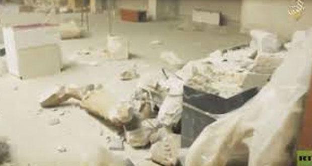 """اليونسكو تستنكر تدمير آثار نمرود الآشورية وتصفها بأنها """"جريمة حرب"""""""