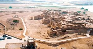 موقع البليد الأثري يحكي تاريخ ظفار القديمة