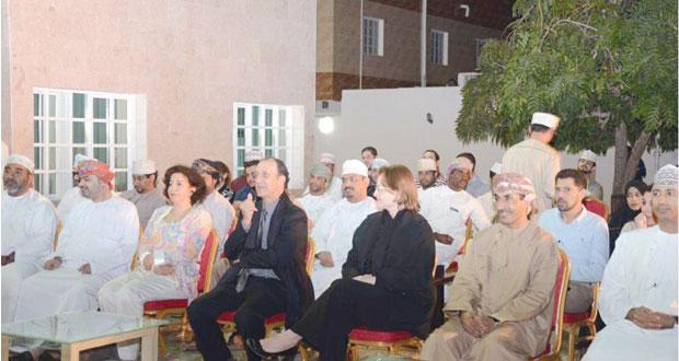 هواة العود تستضيف الفنان مارسيل خليفة في جلسة حوارية