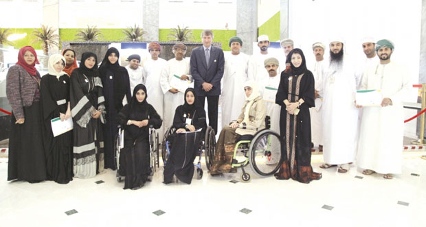 """تنمية نفط عمان تستضيف معرض """"أداتي حياتي"""" في محطته الثانية"""