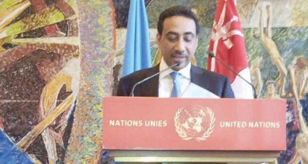 بعثة السلطنة لدى الأمم المتحدة تحتفل باليوم العالمي للشعر بجنيف