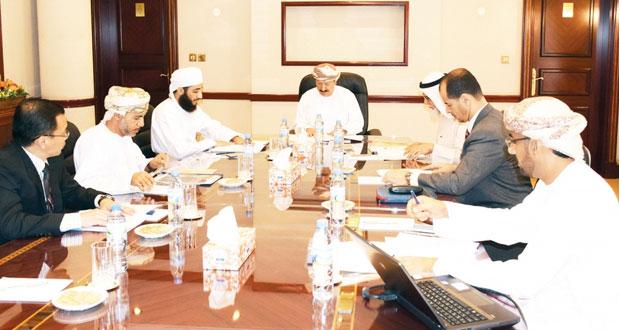 بدء أعمال الهيئة العليا للرقابة الشرعية بالبنك المركزي العماني