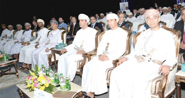 افتتاح مؤتمر ومعرض عمان للتكرير والبتروكيماويات 2015
