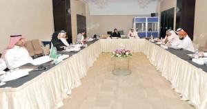 اللجنة الفنية للتعداد التسجيلي الموحد 2020 لدول المجلس تبحث خارطة الطريق وآليات عملها