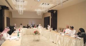 فريق عمل إحصاءات سوق العمل الخليجي يناقش برنامج عمل المجلس خلال المرحلة