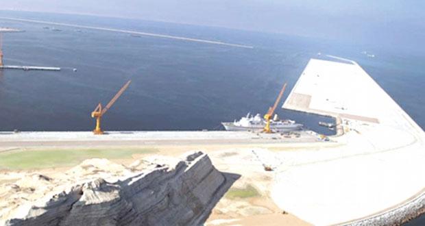 بدء الأعمال الإنشائية في أكبر ميناء للصيد البحري بالسلطنة بالدقم منتصف العام الجاري