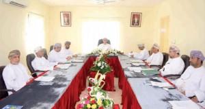 مجلس إدارة الهيئة العامة للمخازن والاحتياطي الغذائي يناقش الوضع المالي والتدفقات النقدية للخمس سنوات القادمة