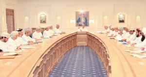 البكري يترأس اجتماع اللجنة الإشرافية للجان القطاعية المشتركة للتعمين