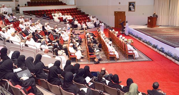 المؤتمر الدولي لأخلاقيات البيولوجيا بجامعة السلطان قابوس يوصي بوضع نظرية انسانية لأخلاقيات البيولوجيا وتصنيف قضايا اخلاقيات البيولوجيا