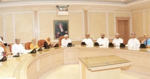 المجلس العماني للاختصاصات الطبية يعقد اجتماعه التنفيذي الأول لهذا لعام