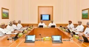 اجتماع لجنة الخدمات والتنمية الاجتماعية بمجلس الشورى