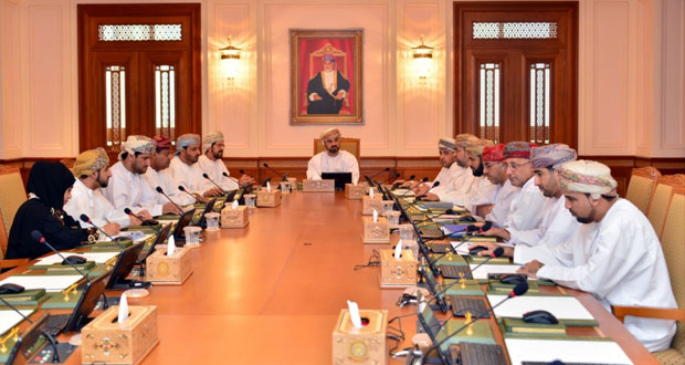 مكتب مجلس الشورى يناقش في اجتماعه الثامن العديد من المواضيع
