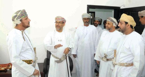 تسهيلا على المواطنين المتقاضين.. سالم بن عوفيت يفتتح مقر إدارة الادعاء العام لقضايا بلدية ظفار