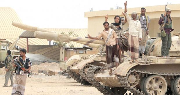 اليمن: الحوثيون يتجهون الى تطويق عدن ويسيطرون على منطقة بـ(الضالع)