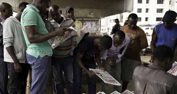 نيجيريا: بخاري يتقدم النتائج الأولية للانتخابات الرئاسية