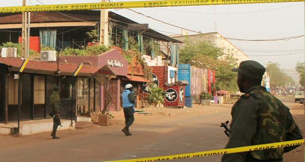 مالي: 5 قتلى بينهم أوروبيان بهجوم على مطعم في باماكو