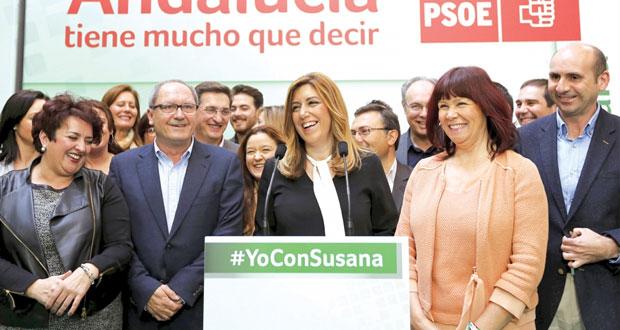 أسبانيا: مناهضو التقشف يحققون اختراقا في انتخابات (الأندلس)