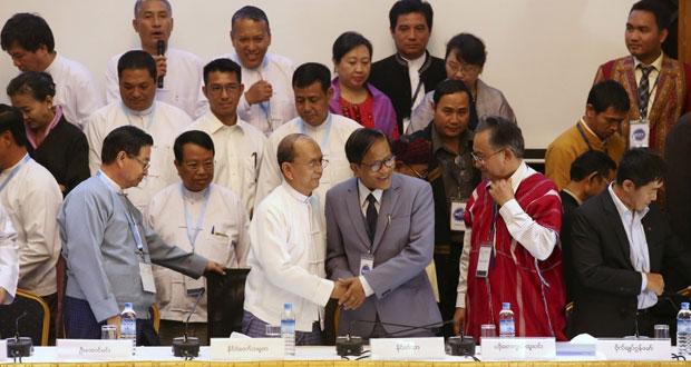 ميانمار: اتفاق إطار لوقف إطلاق نار مع متمردي الشمال