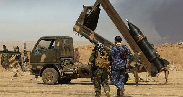 العراق: الجيش يحاصر تكريت ويسترد (الرشاد) بالفلوجة