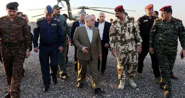 العراق: الجيش يشن هجوما موسعا لاسترداد تكريت ويحرر قرية بالأنبار