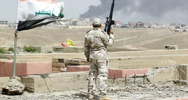 العراق: الجيش يسيطر على كامل مناطق تكريت بعد معارك ضارية