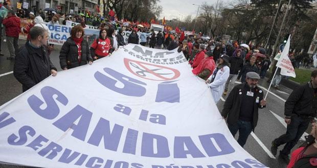 اسبانيا: مناهضو التقشف يسعون للتغييرعبر الانتخابات الإقليمية